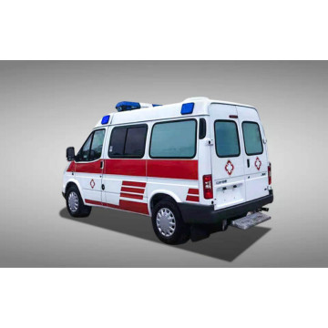 Cheap emergency ambulance car with best price