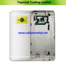 Cubierta trasera de la batería Cubierta completa para HTC One M7