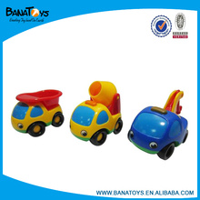 Lovely free wheel cartoon promotion toy cars