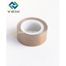 Bande adhésive de fibre de verre enduite de bâton de PTFE antiadhésive avec / sans résistance chimique de revêtement de libération