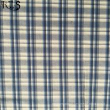 100% fio de algodão tingido manta tecidos para camisas/vestido Rls40-5po