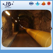 Multipurpose pvc flexible ventilation air duct for mining