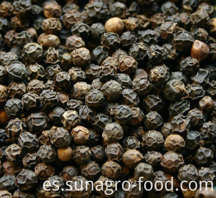 Pure Natural Pollution-Free Black Pepper