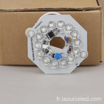 3 ans de garantie 5w 6w modules led au plafond