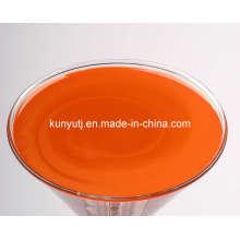 Suco de cenoura concentrado com alta qualidade