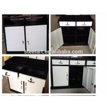 Lateat design novo produto moduler armário de armazenamento da cozinha