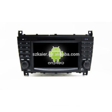 Четырехъядерный !андроид 4.4 DVD-плеер автомобиля для Benz C до +фабрики сразу +ОЕМ+видеорегистратор!