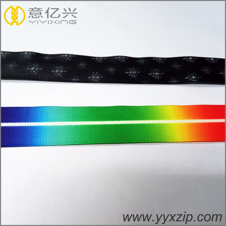 Long Chain Waterproof Zipper