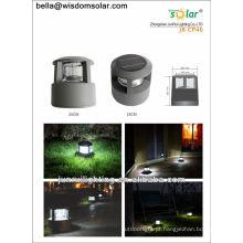 CE & patente exterior jardim luz Solar, luz solar ao ar livre (JR-CP46)