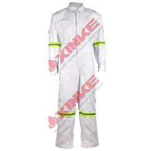 Coverall do retardador de chama de 9oz C / N para o workwear de solda