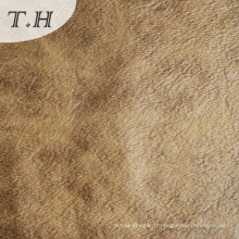 2017 Desiansuede Leather Fabric pour Sofa