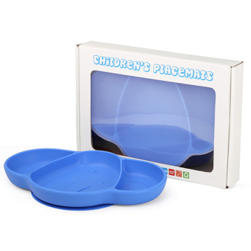 Set de table bébé en silicone en gros