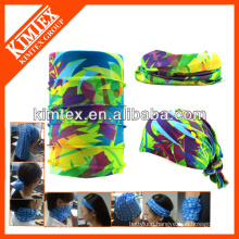 Multifunctional seamless magic tubular custom sport hair bands