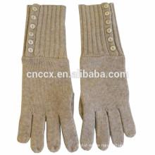 15PKMT03 new hot sale lady cashmere gloves