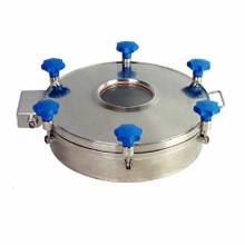Нержавеющая сталь резервуар принадлежности hot продажа YA серия люк покрытие