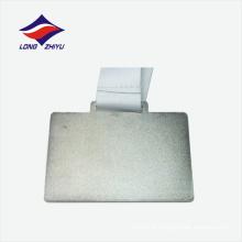 Silver banhado de alta qualidade linda design super medalhas populares