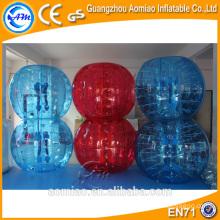 Bracelet ballon bouncy balle de corps boule gonflable balle de verre balle de football