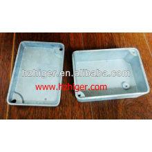 estojo de ferramentas de alumínio cubóide / caixa / recipiente
