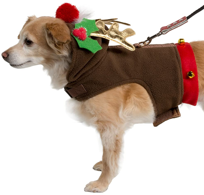 Dog Christmas Coat