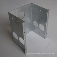 Galvanized Appliance Shield, Circle Perforated Protective Shell