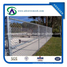 50X50mm 3.0mm Chain Link Fence