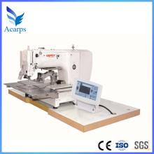 Máquina de costura de padrão eletrônico para fábrica de sapatos de couro Gem1310-H-80