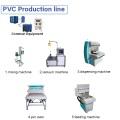 Como fazer porta-copos de plástico de PVC