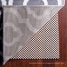waterproof PVC foam non slip area rug pad