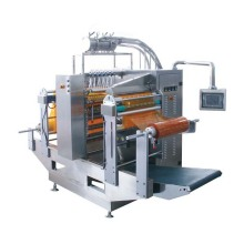 DXDO-Y900EW Four-side Sealing & Multi-line Liquid Packing Machine