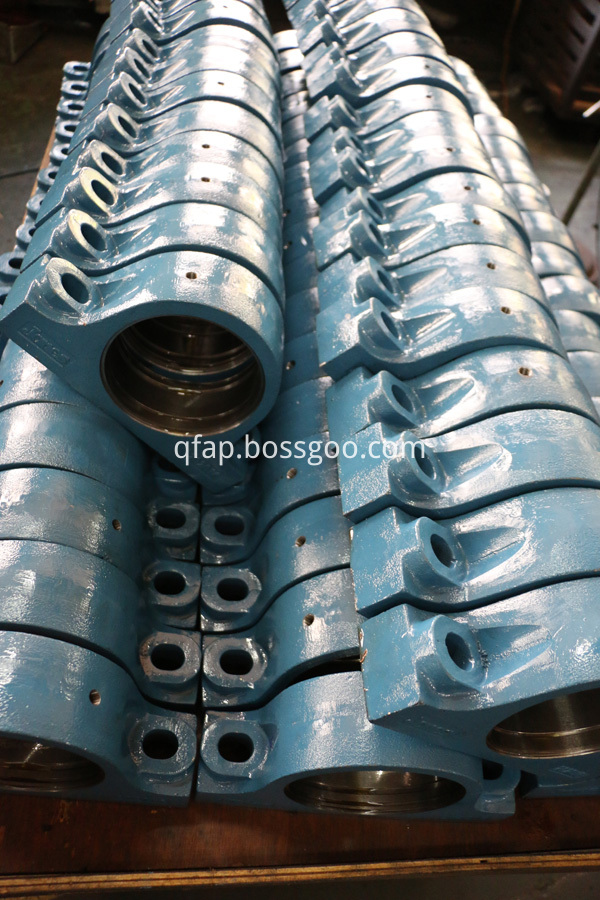 pillow block bearing housing