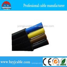 Elevador Flat Cable Copper Todos los tamaños Shanghai Port