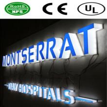 Hochwertige LED-Werbeschilder und LED-Leuchtbuchstaben