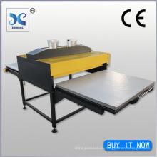 Alibaba Top Sale máquina de pressão pneumática de sublimação de grande formato grossista