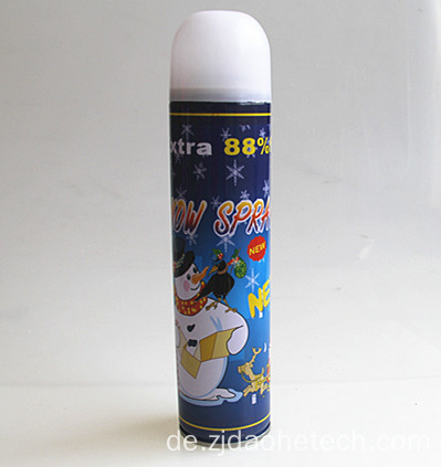 300ml Weihnachten Favorores Foam Snow Spray
