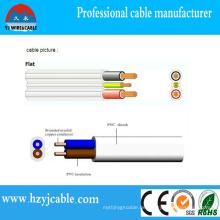 Multi Core Flat Flexibles Kabel