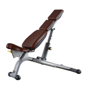 Peralatan Olahraga Gym Bench Multi-Adjustable