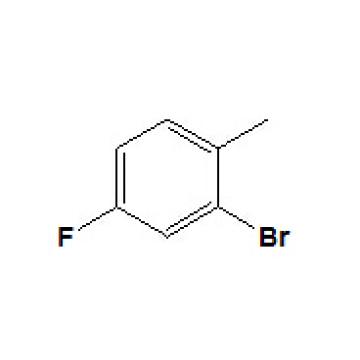 2-Bromo-4-Fluorotoluene CAS No. 1422-53-3