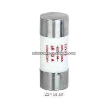 Double élément temporisé fusibles 22 X 58