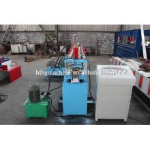 Línea de producción de máquina de puerta de persiana enrollable de placa de acero