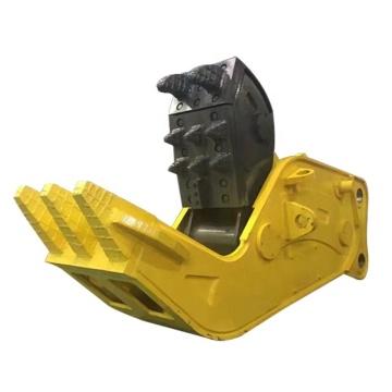 Triturador hidráulico de venda direta da fábrica com escavadeira para SY245