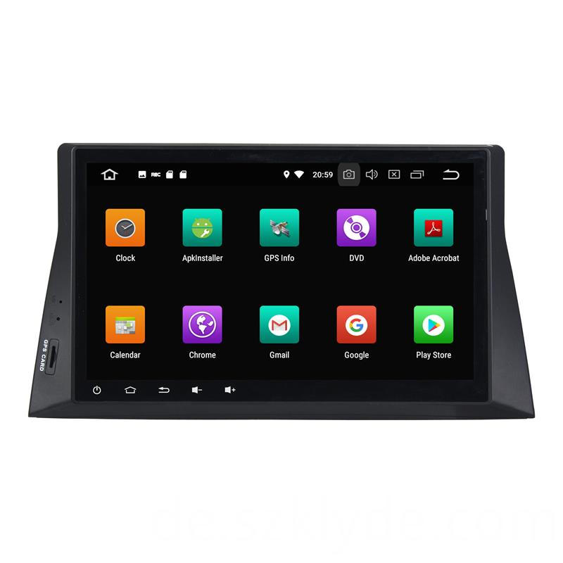 Navigation Player Car Stereo for Accord 8