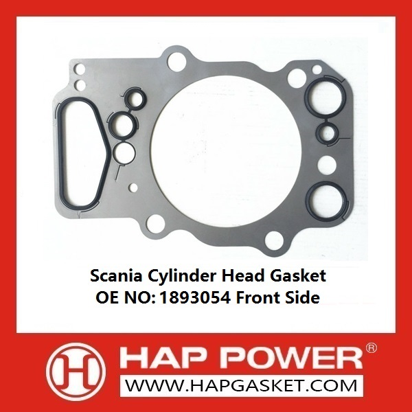 HAP-SC-009 Scania Cylinder Head Gasket 1893054 front side