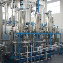 equipo de la evaporación de las aguas residuales