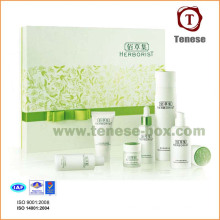 OEM / ODM Caja de embalaje de papel personalizado para cosméticos