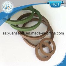 Fabricante POM PTFE Bronze Guide Ring