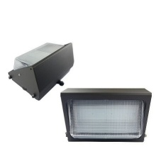 40W outdoor led wall pack light DLC