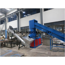 Plastic Film Agglomerator with Belt Conveyor