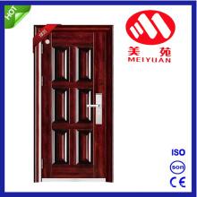 New 6 Panels Steel Entrance Door for Apartment
