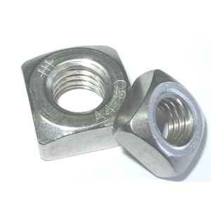 Carbon metal Stainless Steel Square Nut