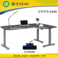 Sit And Stand Computer Desk Frame By Auto Linear Motor